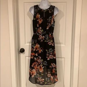 Maurices Dresses - Maurices Floral High-Low Dress